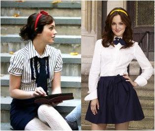 Fashion Inspiration  Blair Waldorf