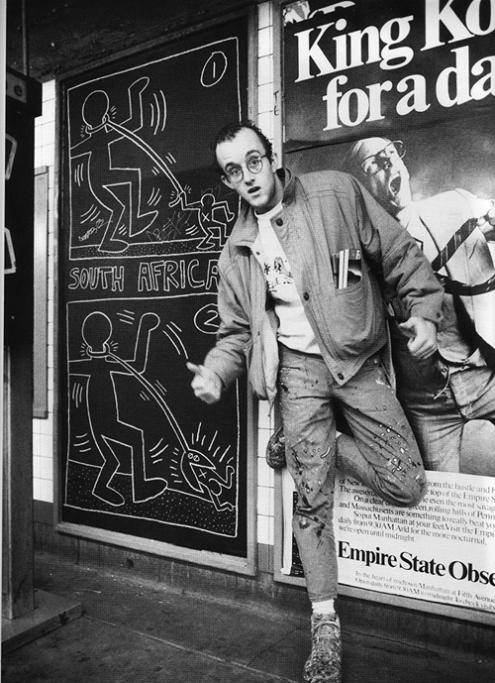 Keith Haring Pictures