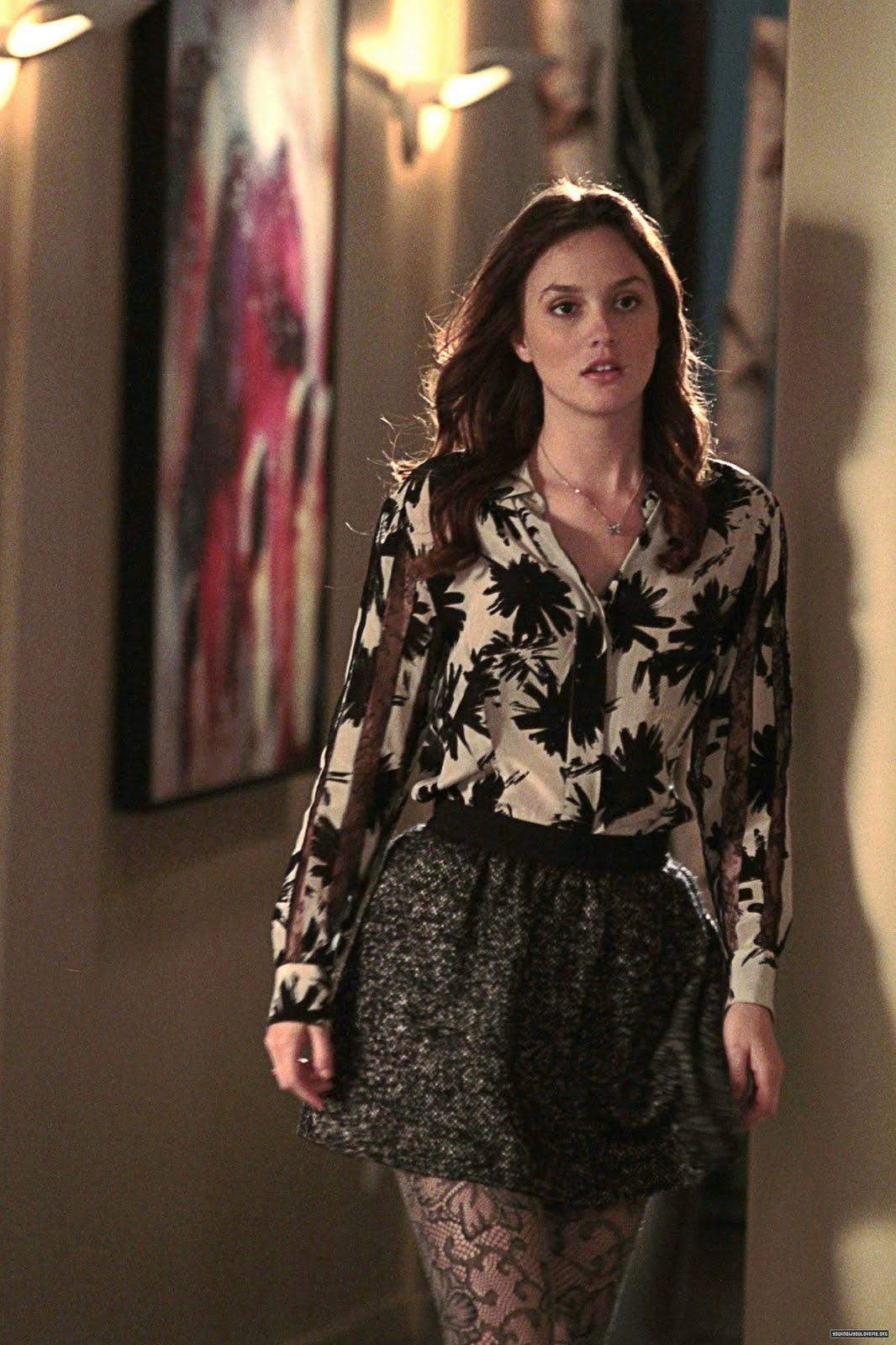 Fashion Inspiration: Blair Waldorf – Shoes For Dinner