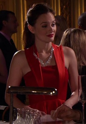 fashion inspiration blair waldorf � shoes for dinner