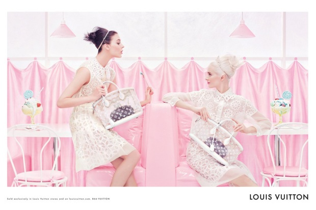 Louis Vuttion Ad Spring 2012